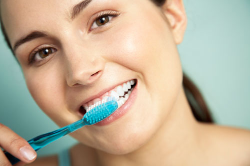 Oral Hygiene Posh Dental AZ 85225